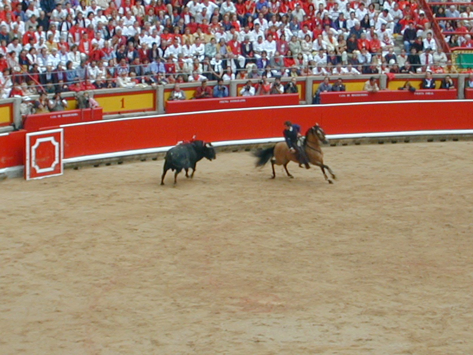 109 Bullfight 4