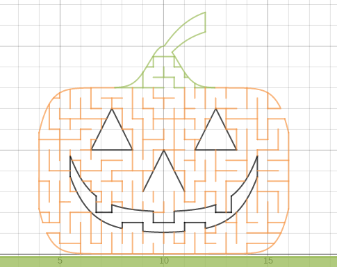 Desmos for Halloween! – Instant Relevance